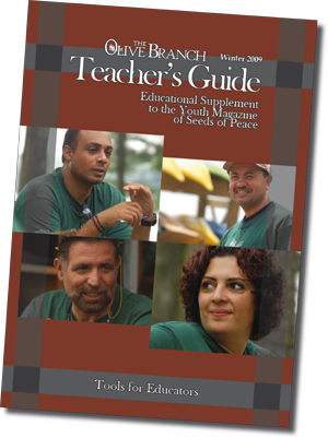 Olive Branch Teacher's Guide