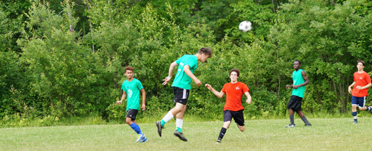 Sports Day – Soccer